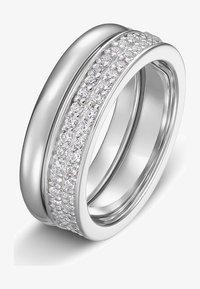 JETTE - Ring - silber - 1