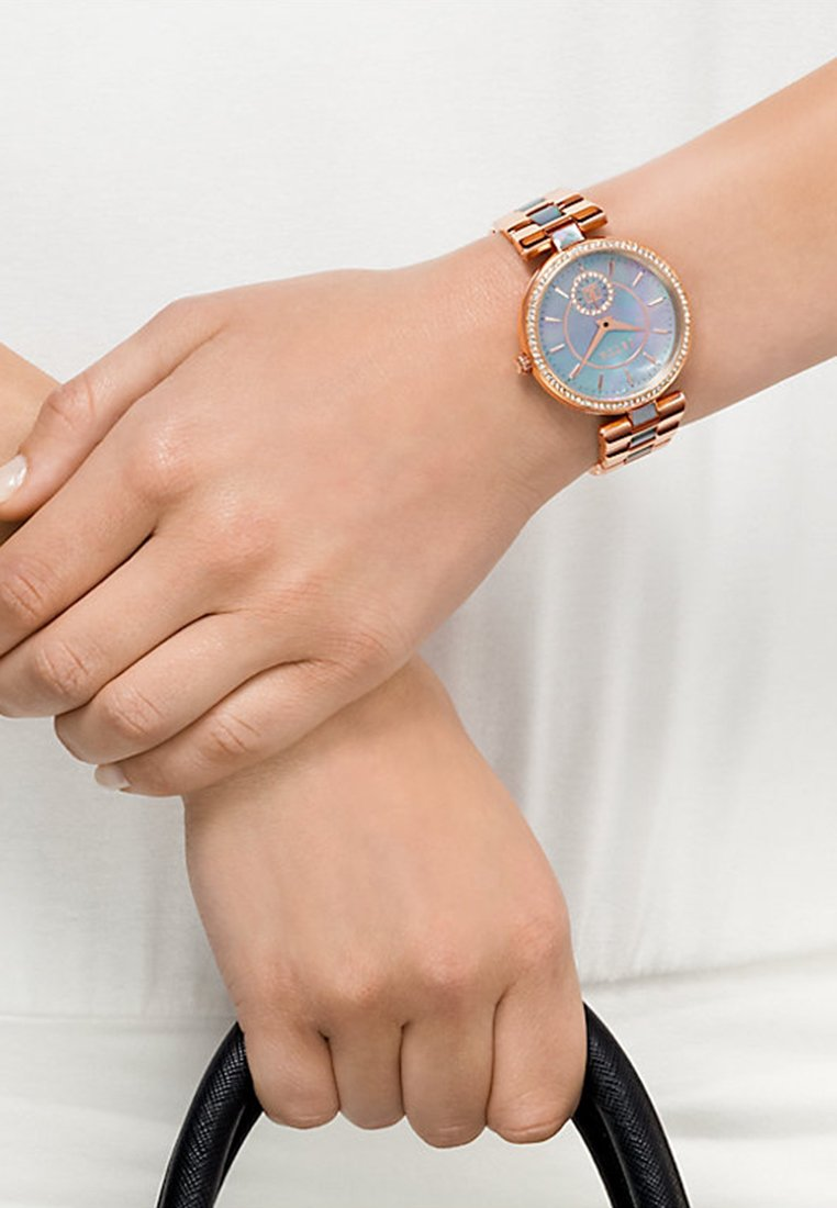 JETTE - TIME  - Watch - roségold-coloured