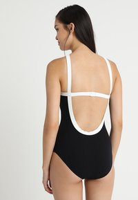 JETTE - SWIMSUIT - Swimsuit - black - 2