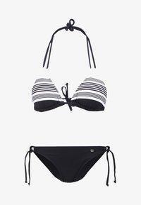 JETTE - Bikini - black/white - 4