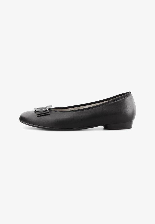 CLASSY - Ballet pumps - schwarz