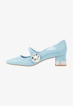 ADALYN - Classic heels - blue