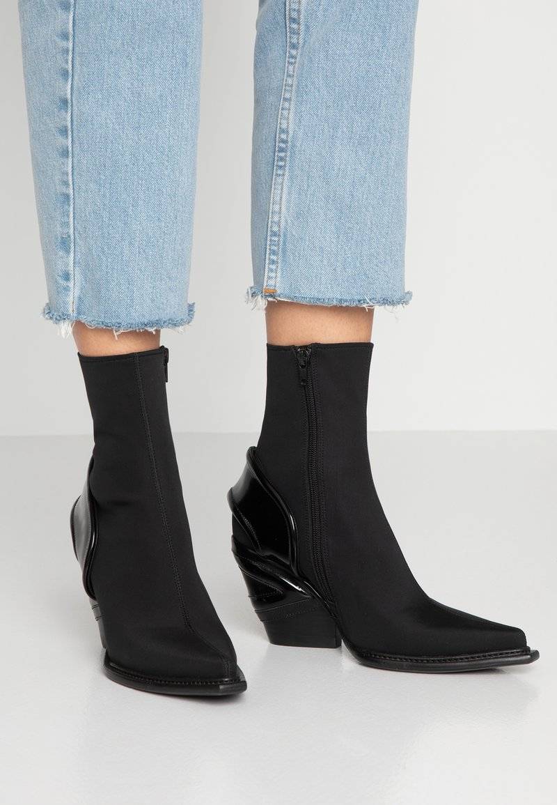 Jeffrey Campbell - HEIST - Classic ankle boots - black