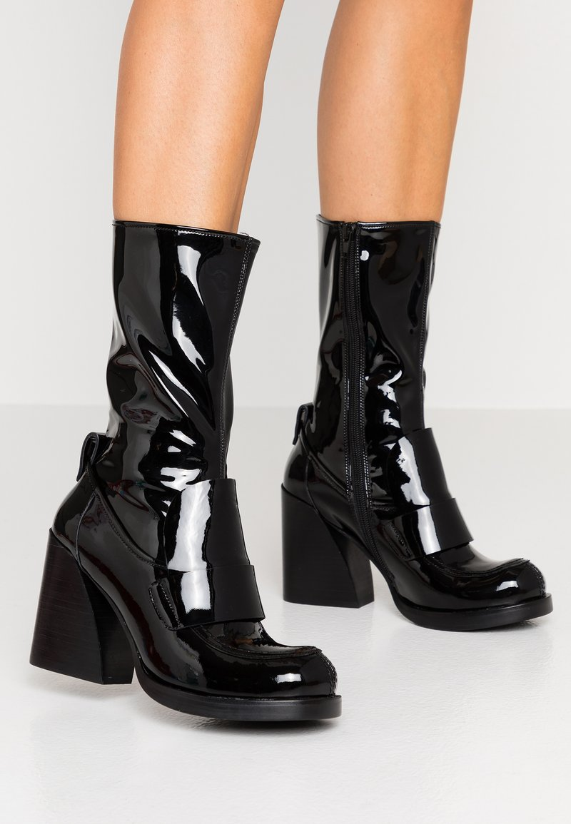 Jeffrey Campbell - BRIALY - High heeled boots - black
