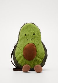 Jellycat - AMUSEABLE AVOCADO BAG - Skulderveske - green - 0