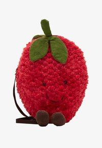 Jellycat - AMUSEABLE STRAWBERRY BAG - Across body bag - red - 1