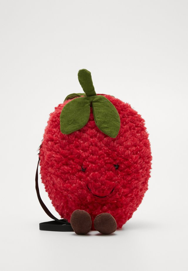 AMUSEABLE STRAWBERRY BAG - Across body bag - red