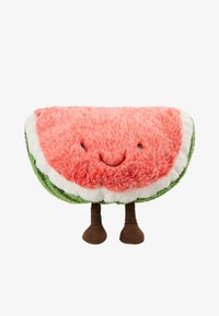 Jellycat - AMUSEABLE WATERMELON - Cuddly toy - green - 1