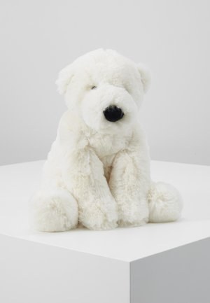 PERRY POLAR BEAR - Pehmolelu - white