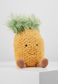 Jellycat - AMUSEABLE PINEAPPLE - Cuddly toy - yellow - 0