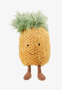 Jellycat - AMUSEABLE PINEAPPLE - Cuddly toy - yellow - 1