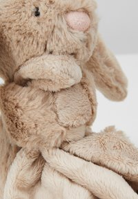 Jellycat - BASHFUL BUNNY SOOTHER - Cuddly toy - beige - 2
