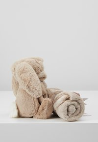 Jellycat - BASHFUL BUNNY SOOTHER - Cuddly toy - beige - 4