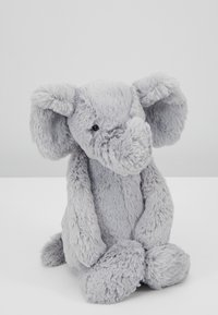 Jellycat - BASHFUL ELEPHANT MEDIUM - Cuddly toy - grey - 5