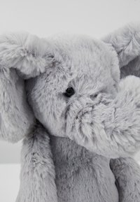 Jellycat - BASHFUL ELEPHANT MEDIUM - Cuddly toy - grey - 2