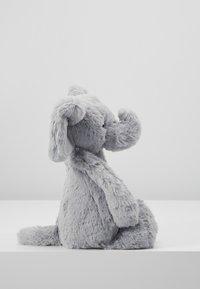 Jellycat - BASHFUL ELEPHANT MEDIUM - Cuddly toy - grey - 4
