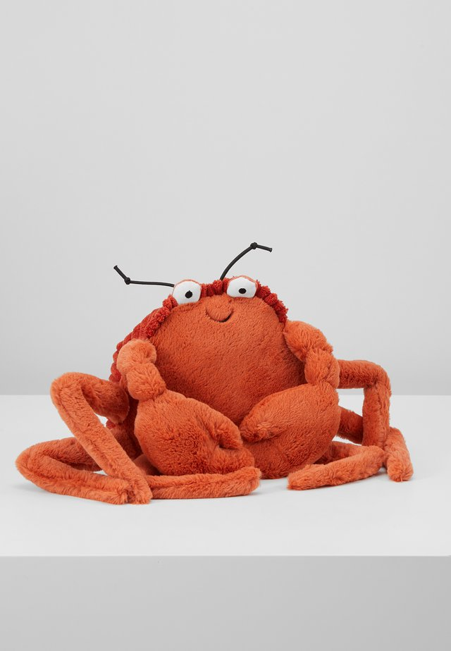 CRISPIN CRAB - Cuddly toy - orange