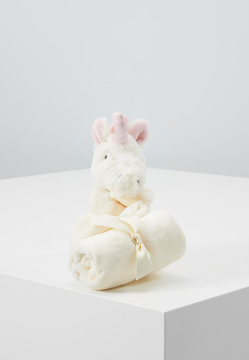 Jellycat - BASHFUL UNICORN SOOTHER - Pehmolelu - white
