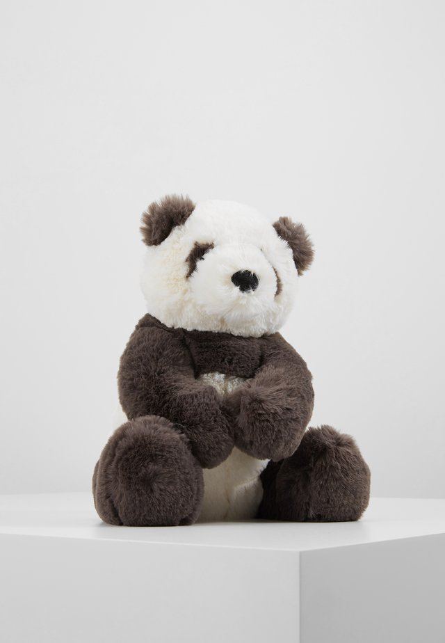 HARRY PANDA CUB - Cuddly toy - black