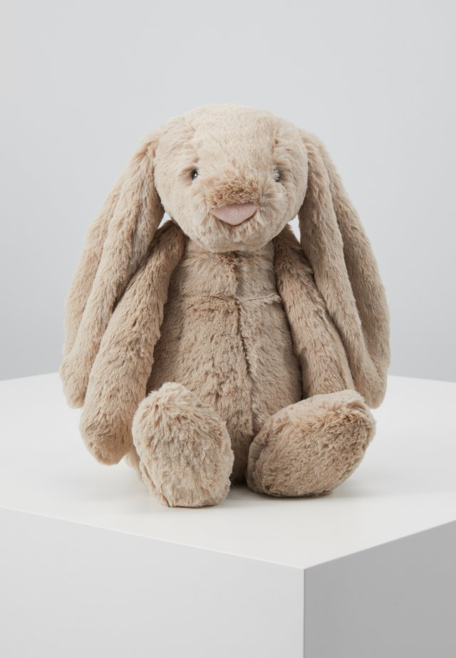 BASHFUL BUNNY - Cuddly toy - beige