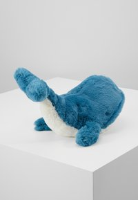 Jellycat - WALLY WHALE - Cuddly toy - blue - 3