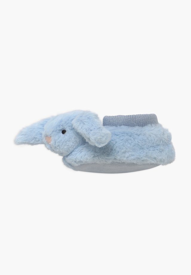 BASHFUL BUNNY BOOTIES - First shoes - blue