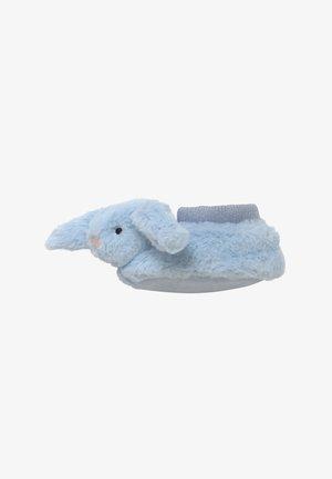 BASHFUL BUNNY BOOTIES - Chaussons pour bébé - blue