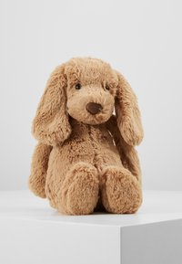 Jellycat - BASHFUL PUPPY MEDIUM - Pehmolelu - braun - 0