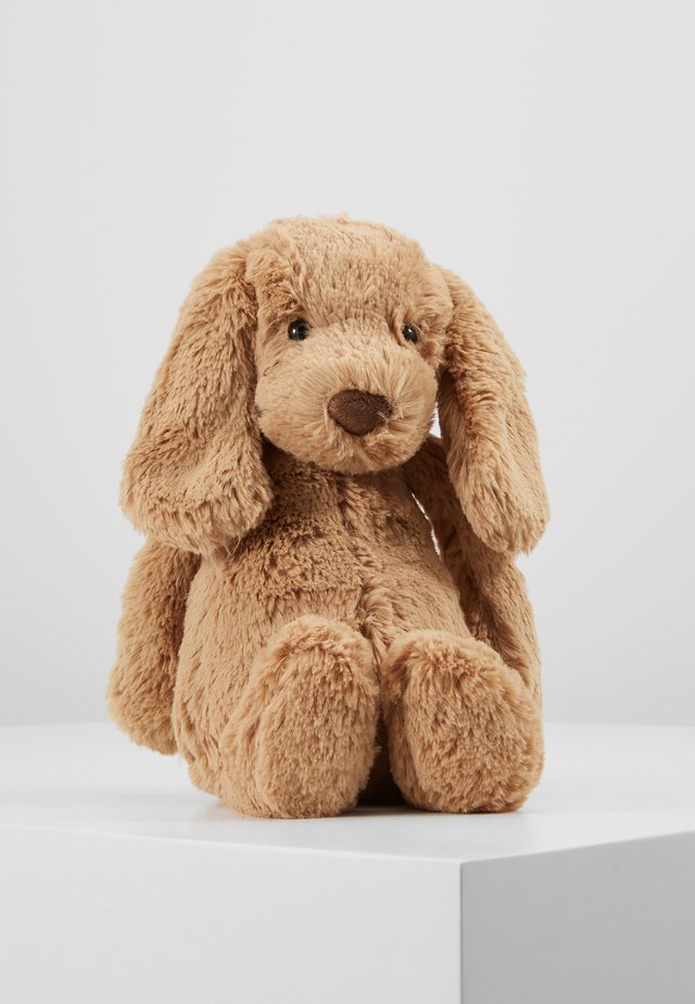 BASHFUL PUPPY MEDIUM - Cuddly toy - braun
