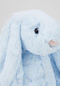 Jellycat - BASHFUL BUNNY MEDIUM - Cuddly toy - blue - 2