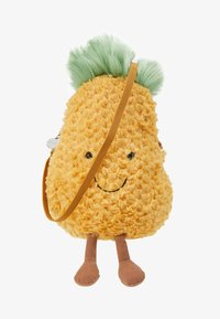 Jellycat - AMUSEABLE PINEAPPLE BAG - Across body bag - yellow - 1