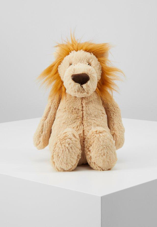 BASHFUL LION - Cuddly toy - beige