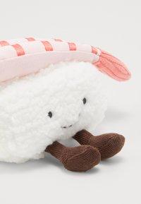Jellycat - SILLY SUSHI NIGIRI - Cuddly toy - white - 2