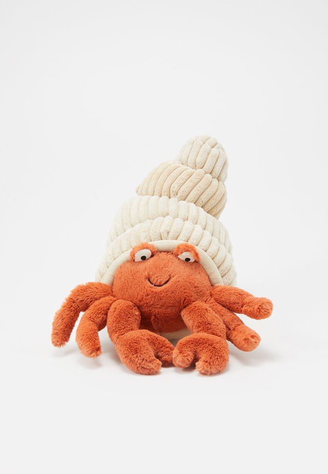 HERMAN HERMIT - Cuddly toy - orange
