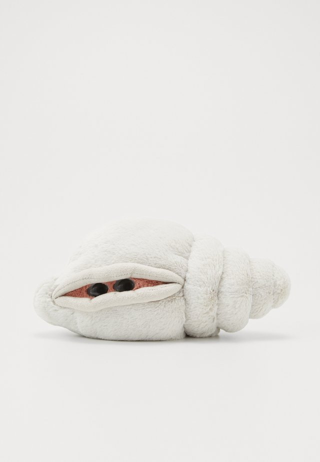 KATIE CONCH - Cuddly toy - white