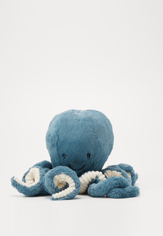STORM OCTOPUS - Cuddly toy - blue