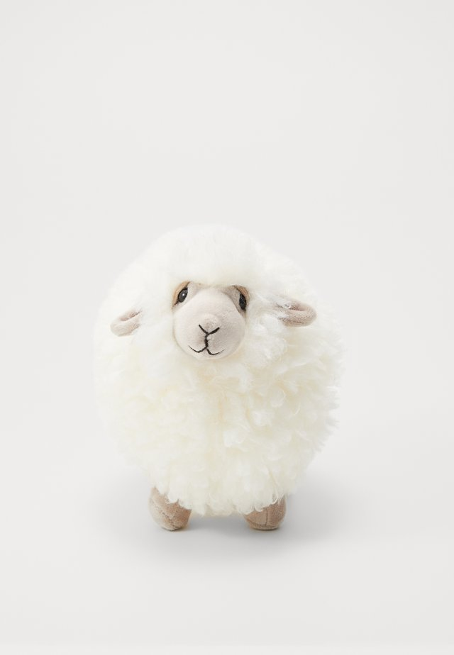ROLBIE SHEEP - Cuddly toy - white