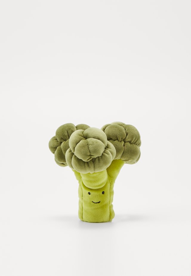 VIVACIOUS VEGETABLE BROCCOLI - Cuddly toy - green