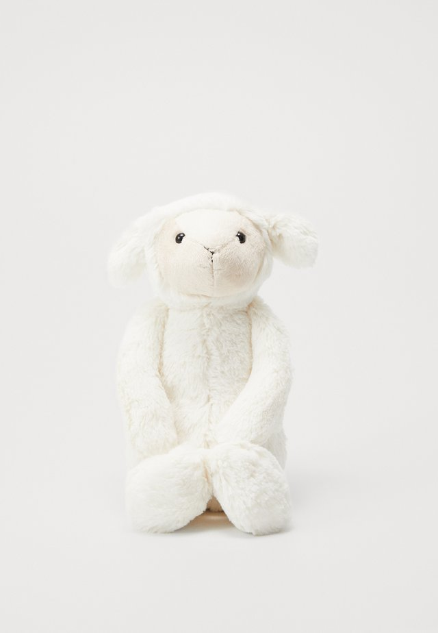 BASHFUL LAMB - Cuddly toy - white