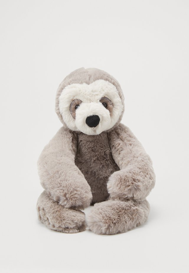 BAILEY SLOTH - Cuddly toy - grey