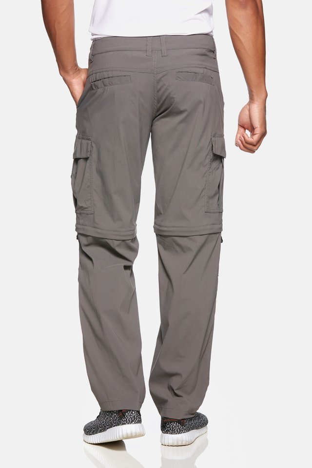PHILL - Cargo trousers - grey