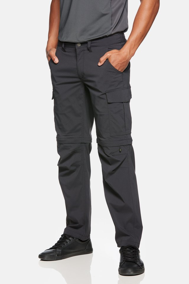 PHILL - Cargo trousers - black
