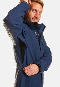 Jeff Green - HARRY - Down jacket - deep navy - 5