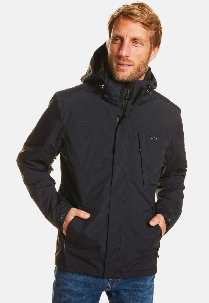 Jeff Green - HARRY - Down jacket - black