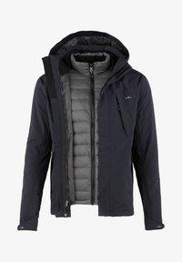 Jeff Green - HARRY - Down jacket - black - 8