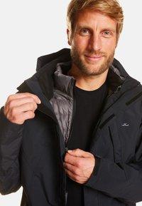 Jeff Green - HARRY - Down jacket - black - 4