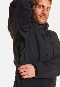 Jeff Green - HARRY - Down jacket - black - 5