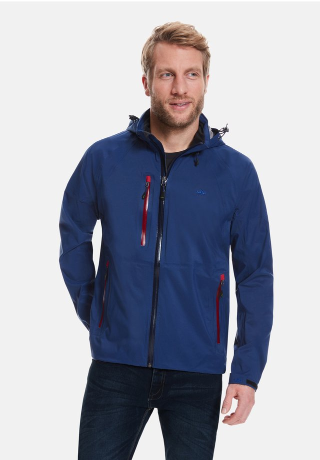 BRAD - Outdoor jacket - navy