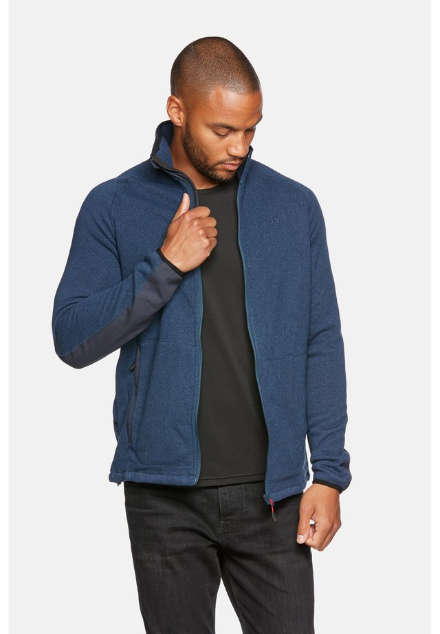 Light jacket - deep navy
