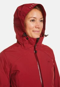 Jeff Green - CLARA - Waterproof jacket - biking red - 6